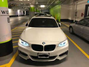 2017 BMW 230I XDRIVE - LEASE TAKEOVER OR BUYOUT