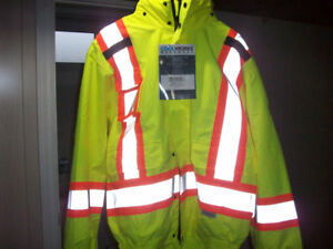 high visibility coat BRAND NEW  size 1XL