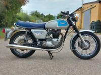 *SOLD*1977 TRIUMPH BONNEVILLE T140 SILVER JUBILEE. MATCHING No'S. DELIVERY