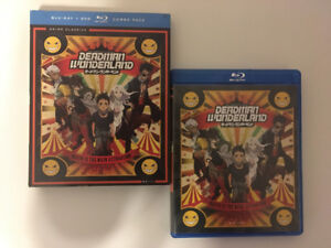 Deadman Wonderland - Anime - complete blue ray collection