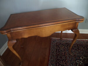 Antique Card/Game Table