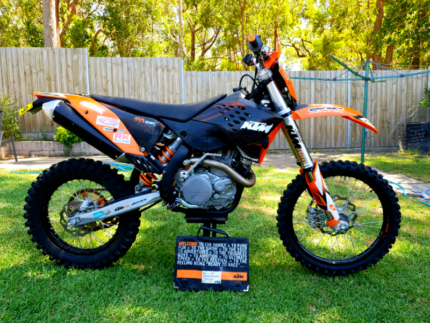 2009 KTM 450 EXC - 3035kms/86.5hrs Newcastle Newcastle Area Preview