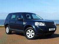 2011 11 Land Rover Freelander 2 2.2Td4 ( 150bhp ) 4X4 GS