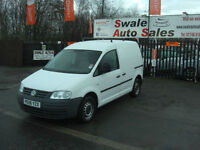 2006 VOLKSWAGEN CADDY PD C20 2.0SDI VAN ONLY 106,131 MILES GREAT CONDITION