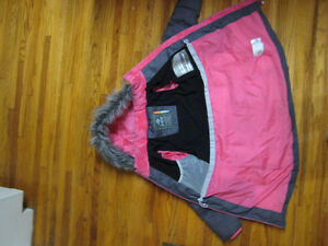 Girls Winter Coat Kingston Kingston Area image 2