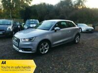 2016 Audi A1 TFSI SPORT HATCHBACK Petrol Manual