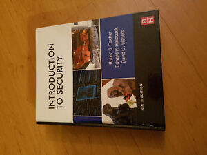 Introduction to security textbook