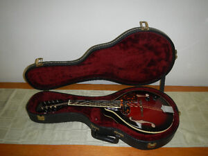 Tradition Acoustic - Electric Mandolin and Hard Case