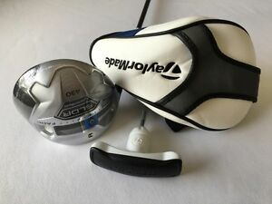 New Left Handed Gaucher TaylorMade SLDR 430 Driver 12* Reg or S