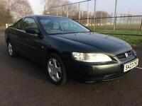 Honda Accord 3.0i V6 2977cc auto GREAT EXAMPLE PART EXCHANGE WELCOME