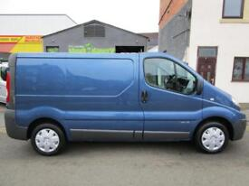 NO VAT Renault Trafic SWB 2.0TD SL27dCi 115 with air con and new clutch (21)