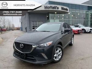 2016 Mazda CX-3 GS  -  Heated Seats -  Bluetooth - $137.92 B/W