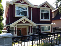 Beautiful Newer House separate suites for rent 3,2 & 1 bedroom s