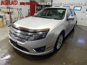 2010 Ford Fusion SEL  Auto,Winter/Summer Rims/Tires,Leather,FWD