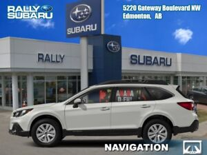 2018 Subaru Outback 2.5i Limited w/Eyesight