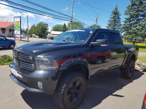 2015 Dodge Ram 1500 Sport Lifted