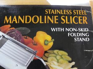 Mandolin slicer