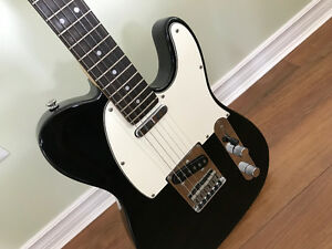 Fender Squier Telecaster Standard Electric Guitar