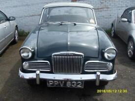 CLASSIC Sunbeam RAPIER 1962..COUPE..RARE CAR..MOT TAX EXEMPT