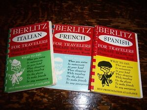 BERLITZ FOR TRAVELERS