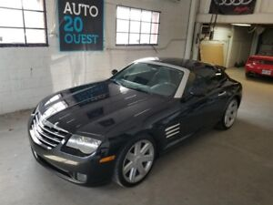 Chrysler Crossfire LIMITED EDITION LE PLUS BEAU !! FINANCEMENT !