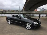 2007 Mercedes-Benz CLK 1.8 CLK200 Kompressor Sport 2dr