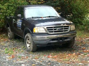 2000 Ford F-150 King cab Camionnette