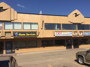 West Edmonton Industrial Bay Available for Lease IB