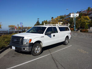 2009 Ford F150 XL 4x4 Long Box - Must Sell