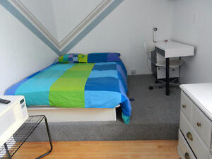 Furnished Room for Rent in Baoe dIUrfe