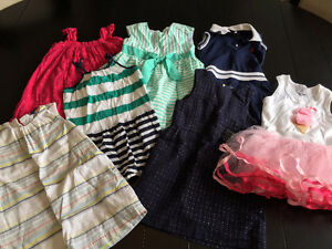 Massive Lot of Girls Size 3T Clothing