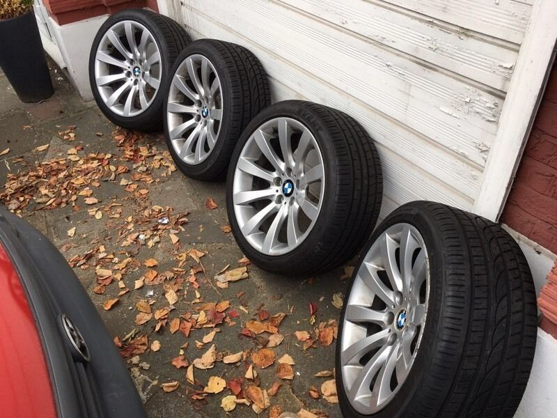 Bmw Style 218 19 Quot Alloys In Dagenham London Gumtree