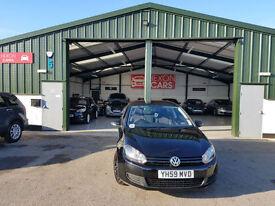 2010 Volkswagen Golf VI 1.6TDI S DIESEL MANUAL PX WELCOME