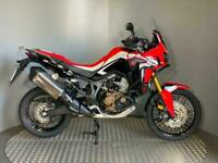 Honda CRF 1000 L Africa Twin DCT 2017 with 6648 miles