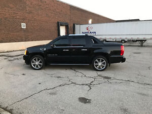 2007 Cadillac Escalade EXT Pickup truck SUV, Crossover