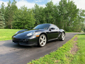 2008 Porsche Cayman Coupe (2 door)