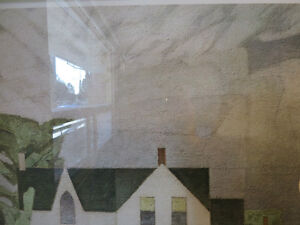 A LTD EDITION PRINT BY A. J. CASSON GROUP OF SEVEN VILLAGE HOUSE Kitchener / Waterloo Kitchener Area image 5
