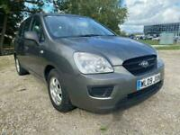2009 Kia Carens S MPV Petrol Manual