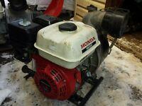 "3"" Water Pump with Honda Engine"