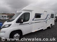 Bailey Approach Advance 665 *** SAVE £2,500 *** Motorhome MANUAL 2017