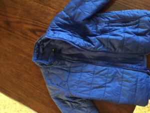 Boys size 4 Baby Gap Primaloft jacket for sale.
