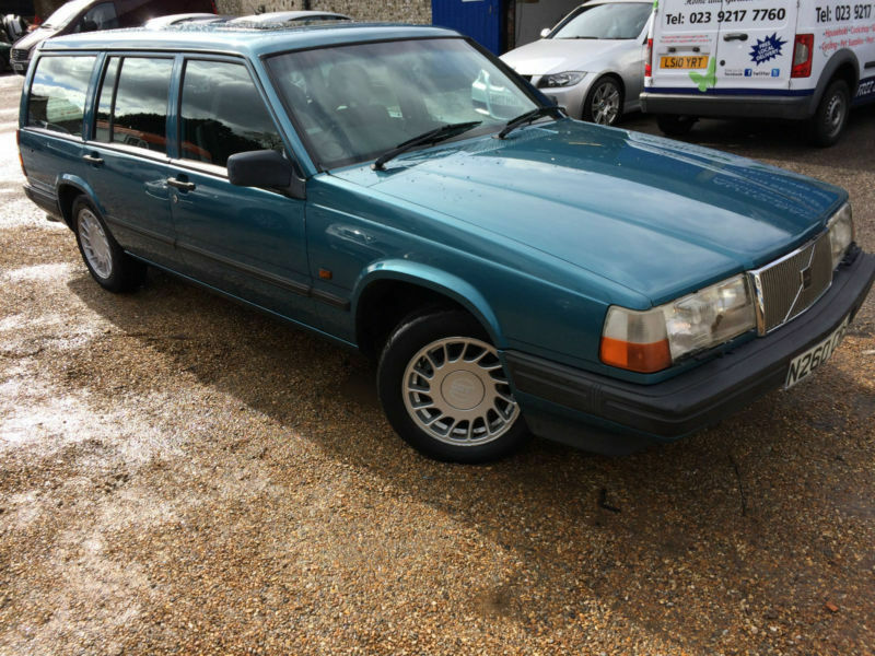 1995 N Volvo 940 Auto 2 3 Petrol Automatic Estate