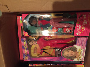 Unopened late 90s early 2000s Barbies Cambridge Kitchener Area image 6
