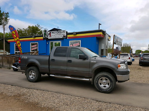 2007 ford 150 4x4 accident free