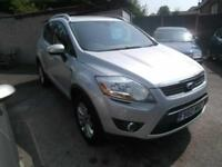 Ford Kuga 2.0TDCi (163ps) 4x4 Titanium Station Wagon 5d 1997cc