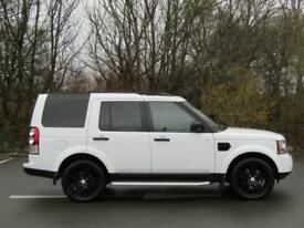 2011 Land Rover Discovery 4 3.0 SD V6 Landmark 4x4 5dr
