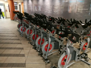 Pre owned schwinn spinning cycles