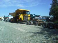 Heavy Hual Truck Driver