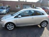 VAUXHALL CORSA 1.4sxi 2008 Petrol Manual in Silver