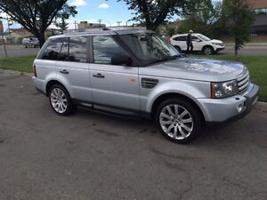 2007 Land rover ,range rover ,supercharged sport